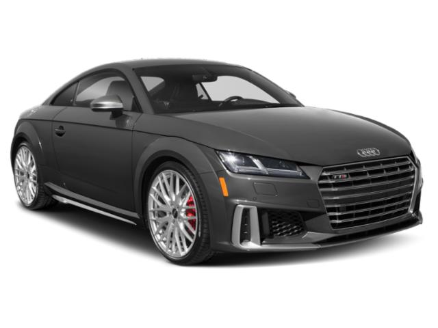 2022 Audi TTS Base Price 2.0 TFSI quattro Pricing side front view