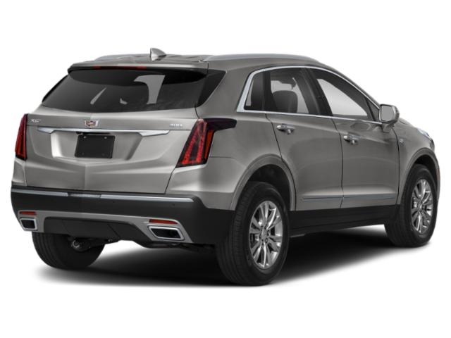 2022 Cadillac XT5 Base Price AWD 4dr Premium Luxury Pricing side rear view