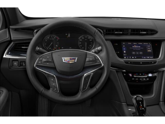 2022 Cadillac XT5 Base Price AWD 4dr Premium Luxury Pricing driver's dashboard