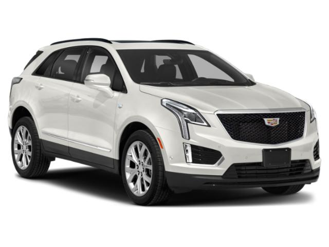 2022 Cadillac XT5 Base Price AWD 4dr Premium Luxury Pricing side front view