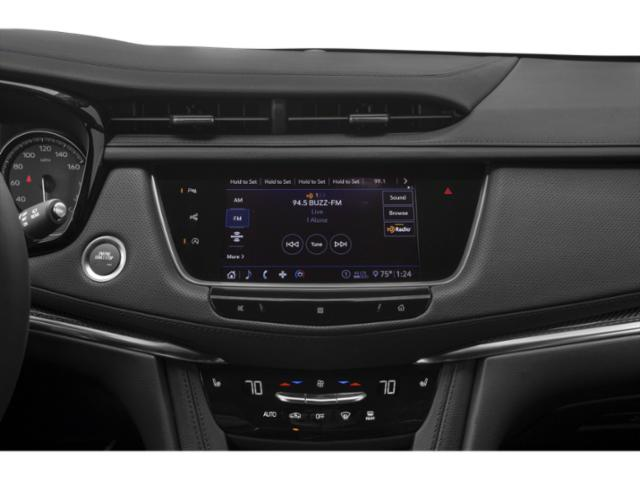 2022 Cadillac XT5 Base Price AWD 4dr Premium Luxury Pricing stereo system