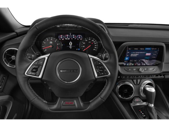 2022 Chevrolet Camaro Base Price 2dr Cpe 1LS Pricing driver's dashboard