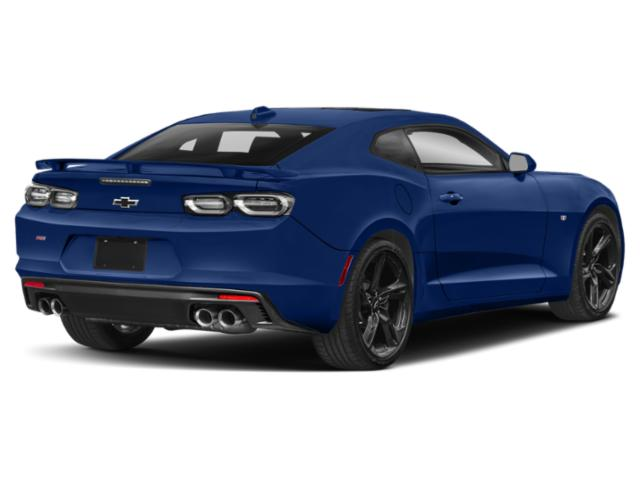 2022 Chevrolet Camaro Base Price 2dr Cpe 1LS Pricing side rear view