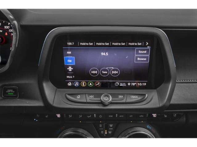 2022 Chevrolet Camaro Base Price 2dr Cpe 1LS Pricing stereo system