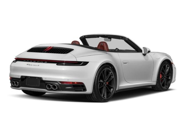 2022 Porsche 911 Base Price Turbo S Coupe Pricing side rear view