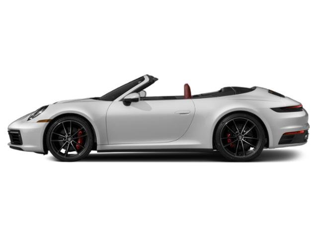 2022 Porsche 911 Base Price Turbo S Coupe Pricing side view