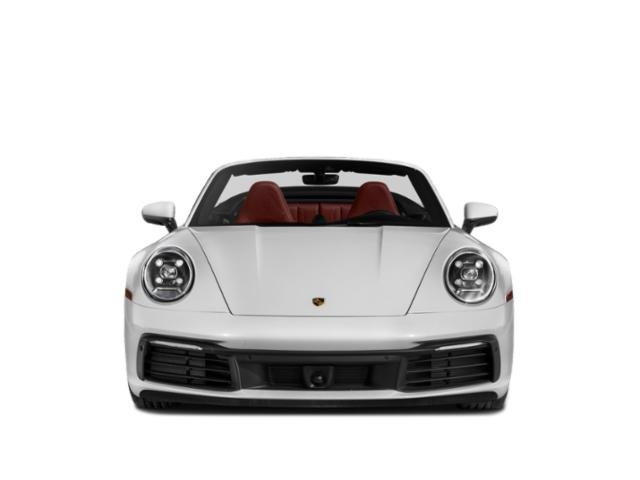 2022 Porsche 911 Base Price Turbo S Coupe Pricing front view