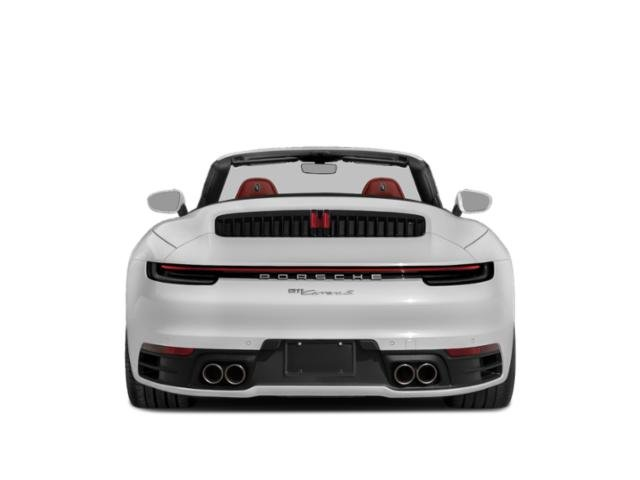 2022 Porsche 911 Base Price Turbo S Coupe Pricing rear view