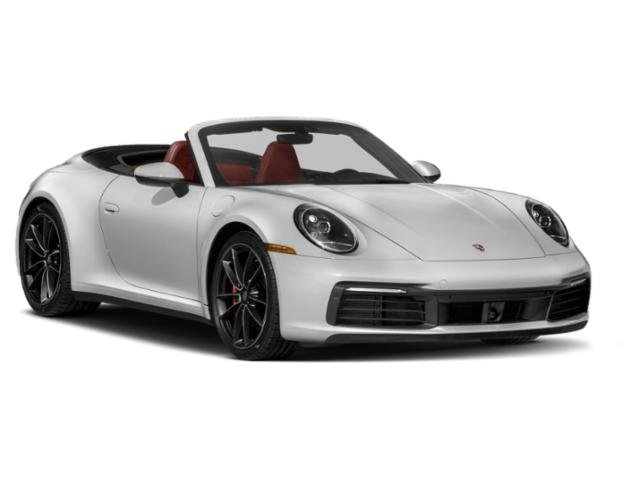 2022 Porsche 911 Base Price Turbo S Coupe Pricing side front view