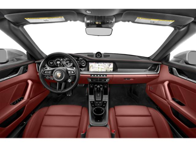 2022 Porsche 911 Base Price Turbo S Coupe Pricing full dashboard