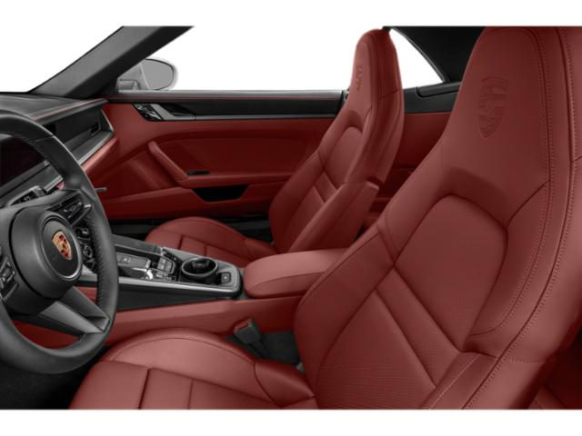 2022 Porsche 911 Base Price Turbo S Coupe Pricing front seat interior