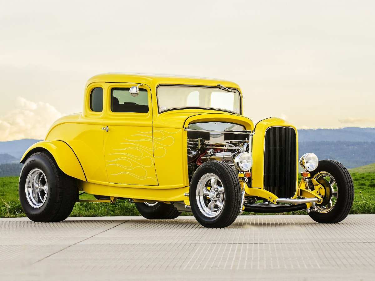 """Uniquely American: The Ongoing Story of the 1932 Ford """"Little Deuce Coupe"""""""