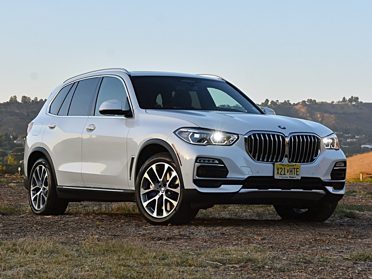 2020 Bmw X5 Review Expert Reviews J D Power