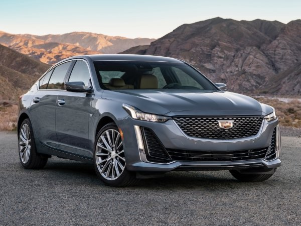 Top-Rated 2020 Luxury Cars in Quality According to Consumers