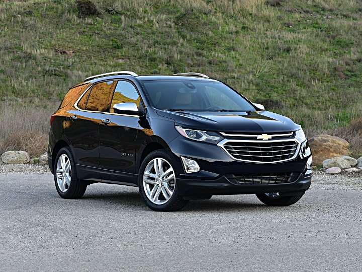 2020 Chevrolet Equinox Review Expert Reviews J D Power