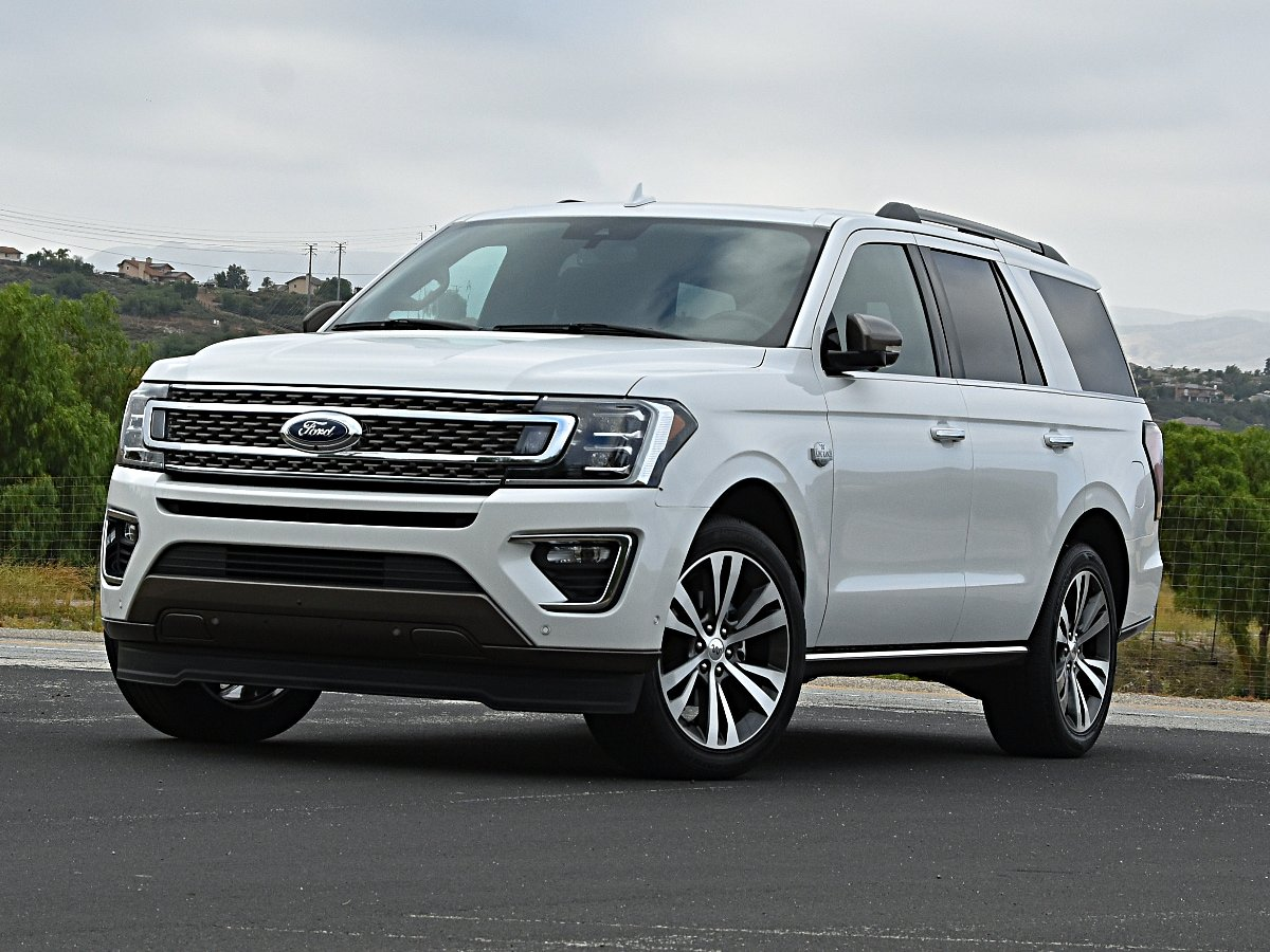 2020 Ford Expedition Overview