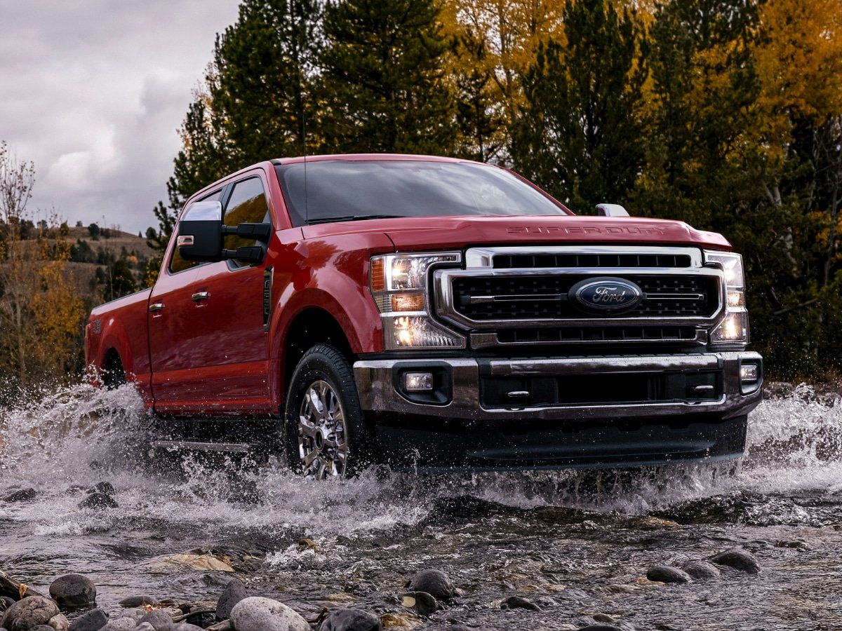 2020 Ford F Series Super Duty Truck