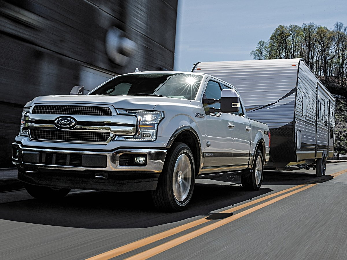 Best Trucks for Towing (With August 2020 Deals)