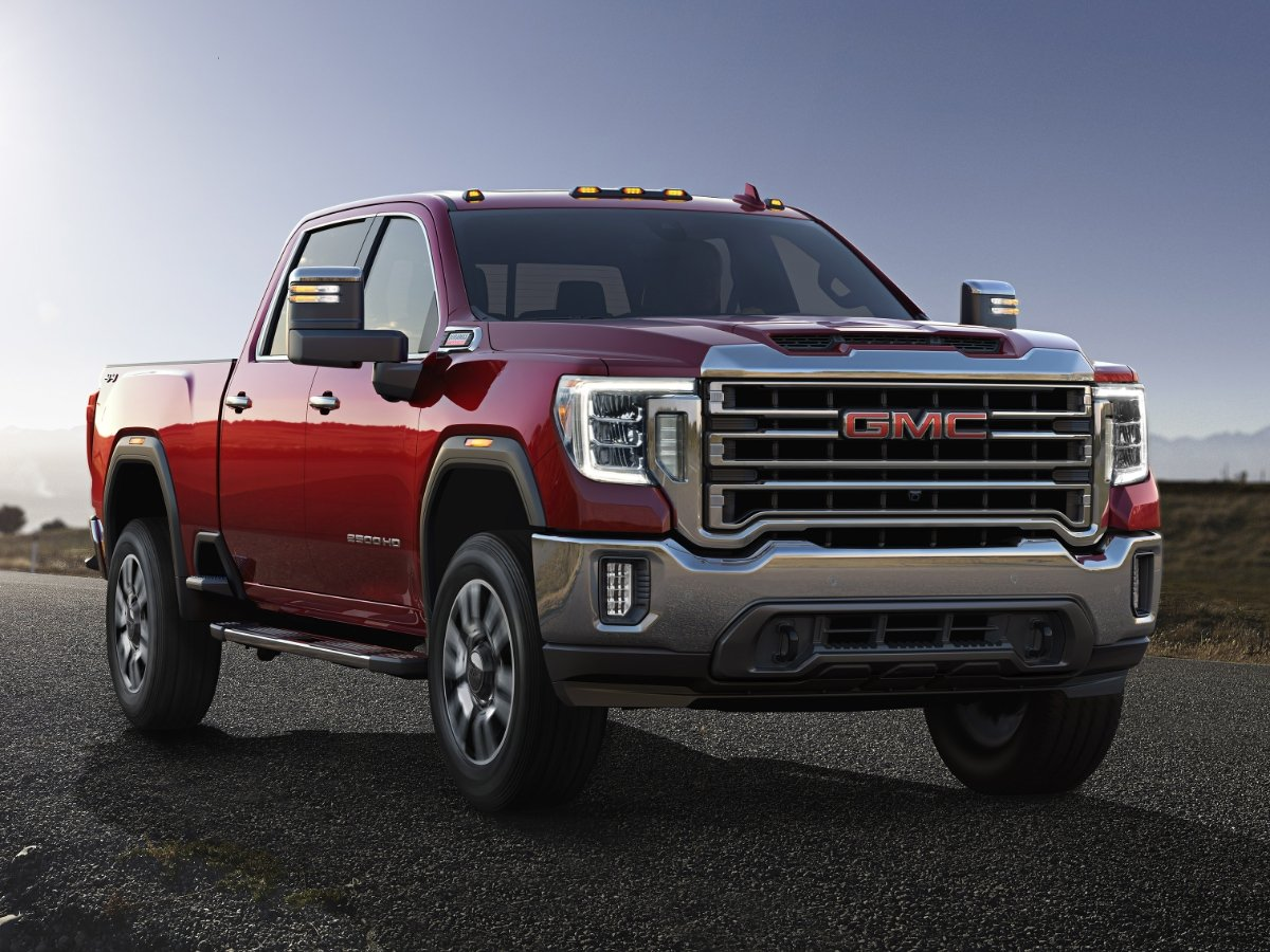 Top 5 2020 Large Pickups by Customer Satisfaction