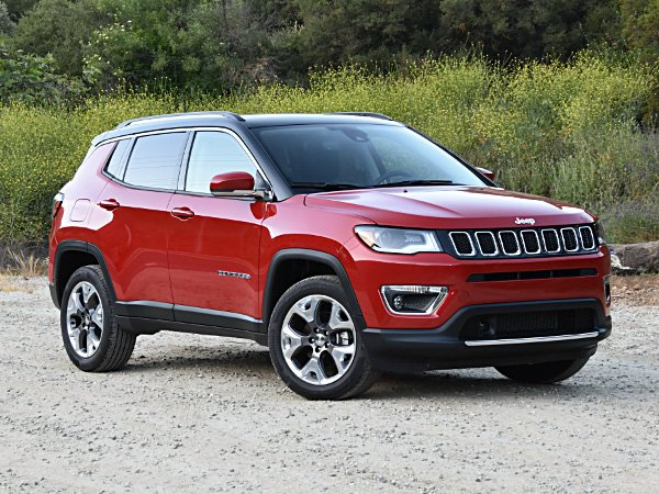 2017 Jeep Compass Ratings Pricing Reviews And Awards J D Power