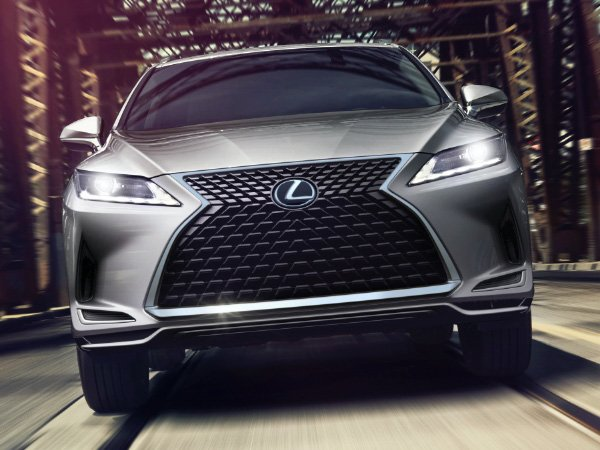 Lexus Coronavirus Financial Relief and New Car Incentives