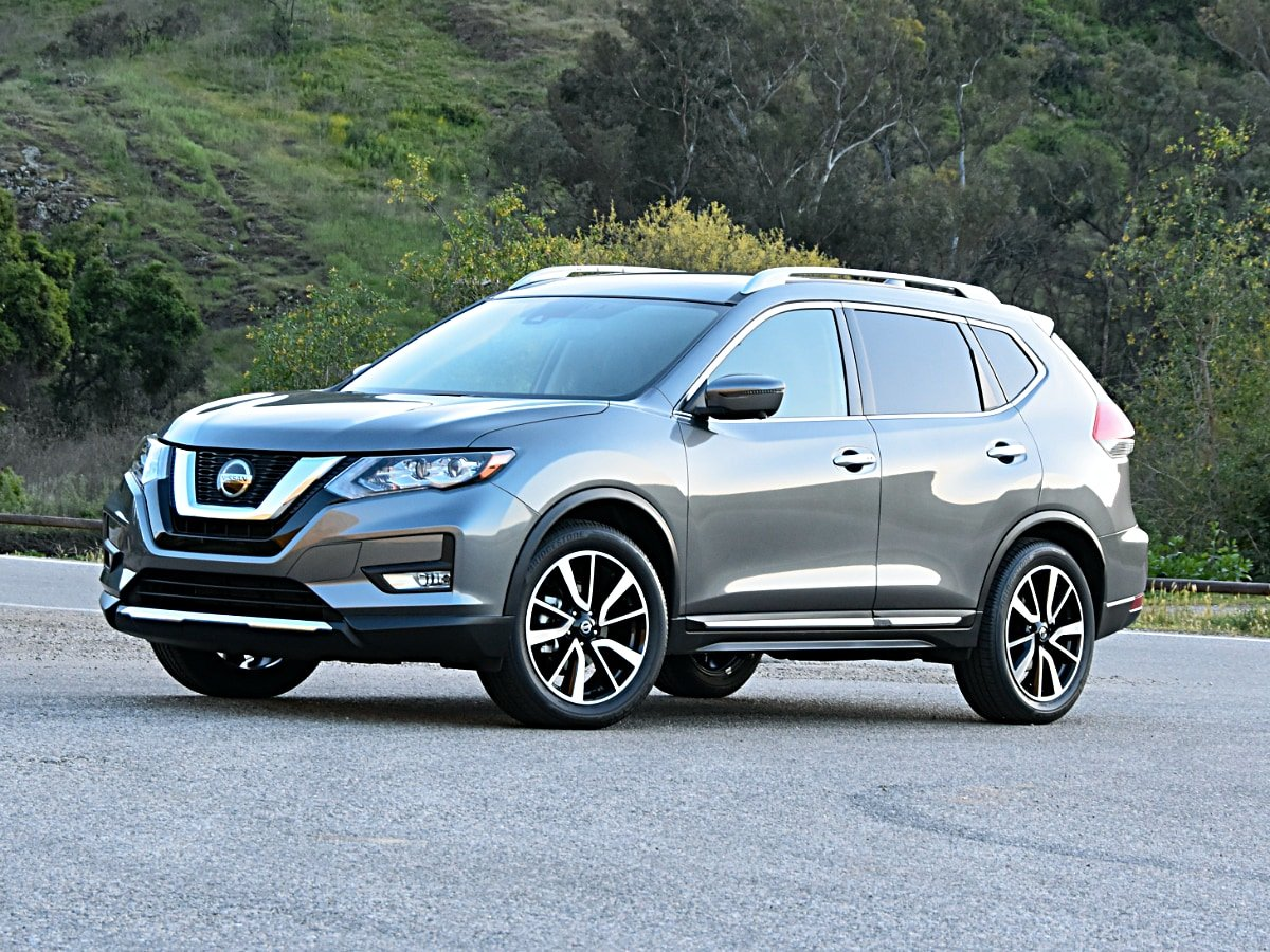 2020 Nissan Rogue Concept and Review