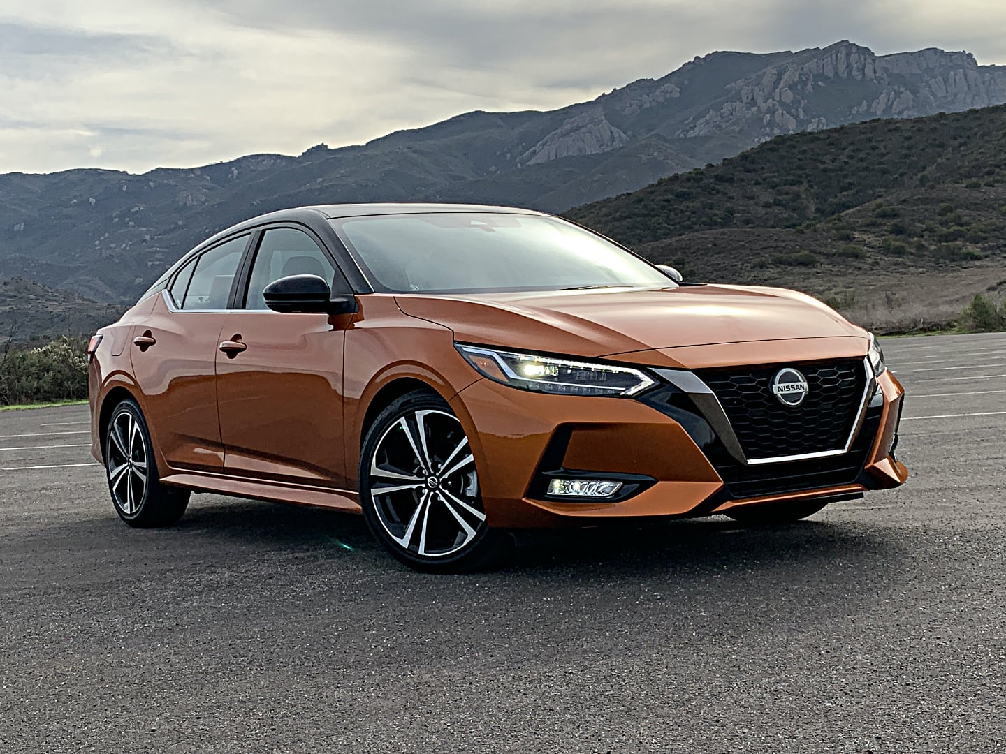 2020 Nissan Sentra Ratings