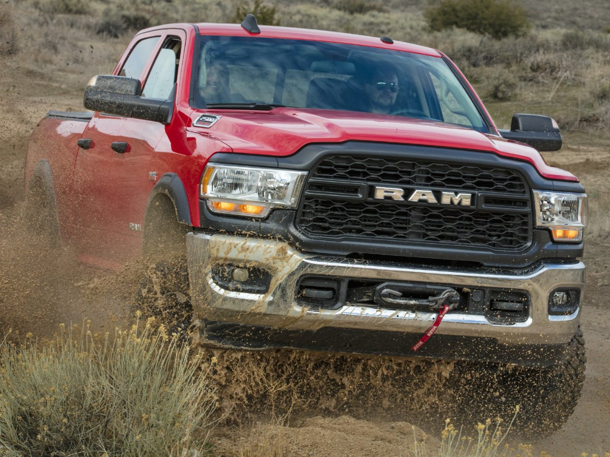 Ram Trucks Coronavirus Financial Relief and New Car Incentives