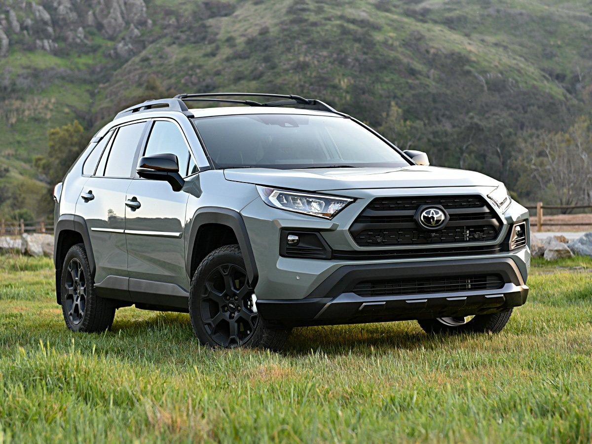 2020 Toyota Rav4 Review J D Power
