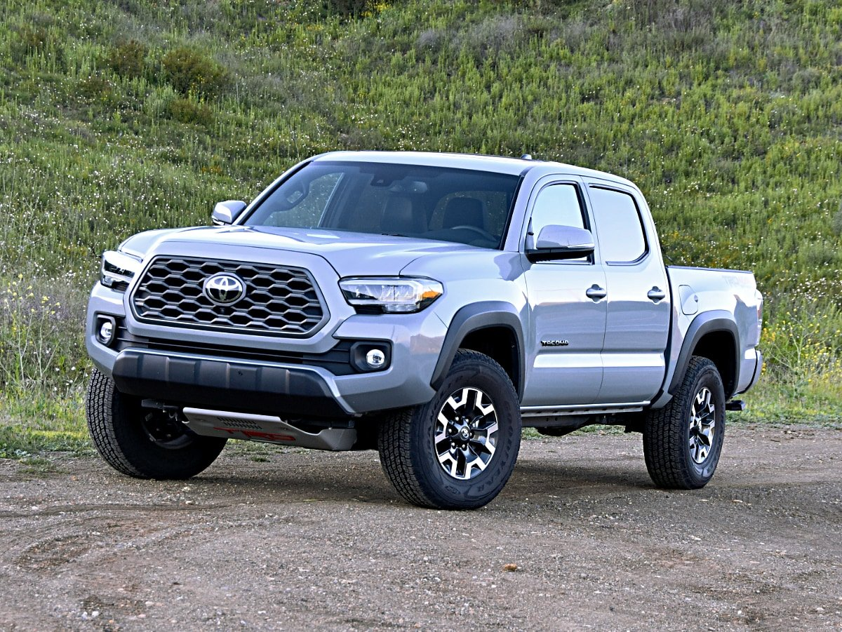 2020 Toyota Tacoma Review Expert Reviews J D Power