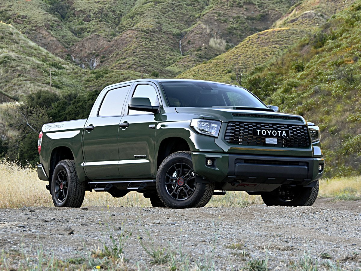 2020 Toyota Tundra Review Expert Reviews J D Power