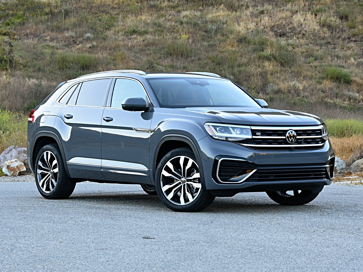 2020 Volkswagen Atlas Cross Sport Review Expert Reviews J D Power