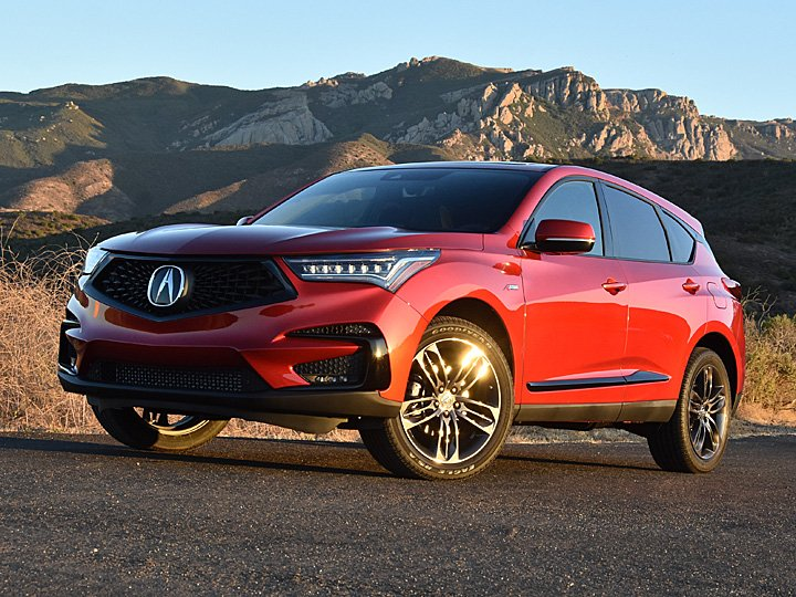 2020 Rdx Review.2020 Acura Rdx Review Expert Reviews J D Power