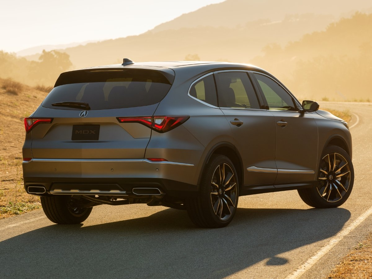 2021 Acura Mdx Preview