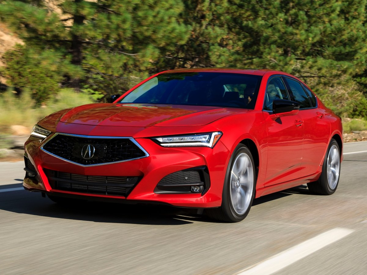 Changes To 2021 Acura Models Include Redesign Of Tlx Launch Of Rdx Pmc Edition