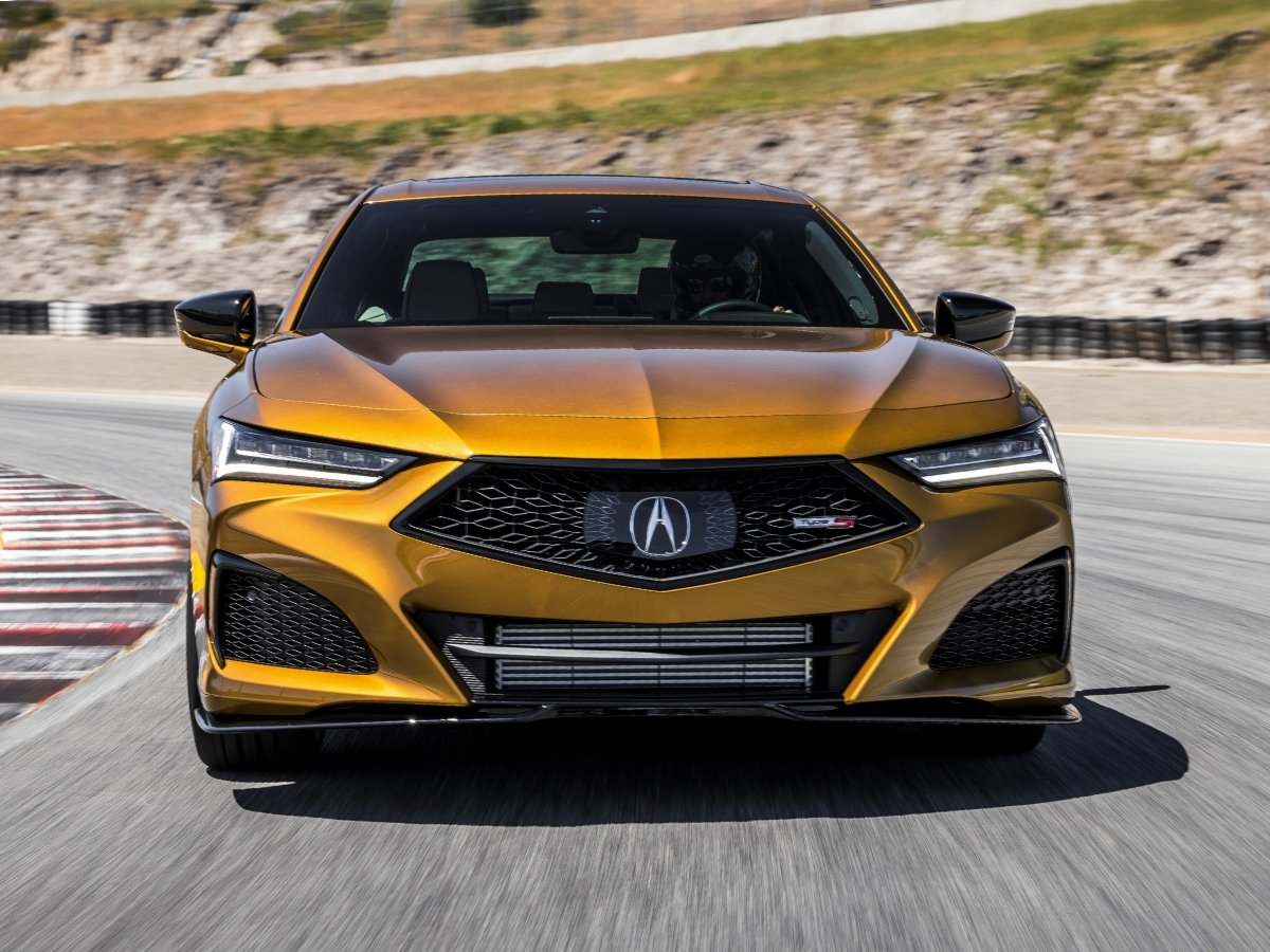 2021 Acura Tlx Type S Price Release Date Finalized