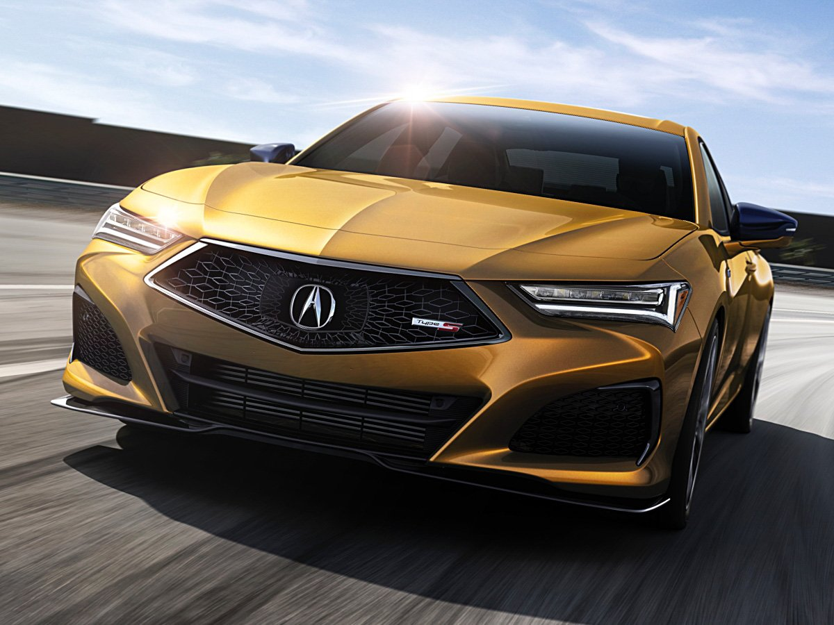 2021 Acura Tlx Preview Nadaguides