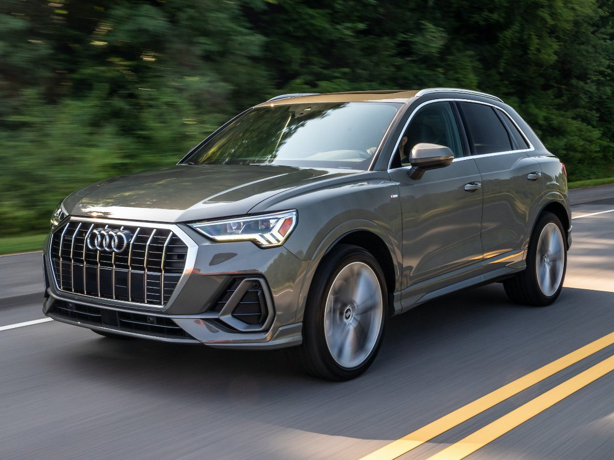 Changes To 2021 Audi Models Highlight More Tech Extra Equipment Automotive News J D Power