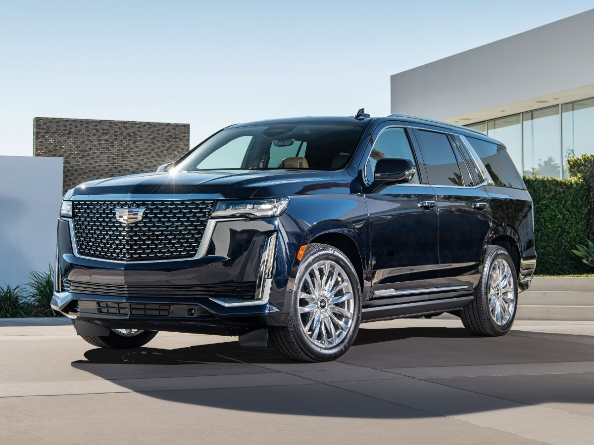 Changes to 2021 Cadillac Models Include Redesigned Escalade SUV, Enhanced Standard and Available Tech