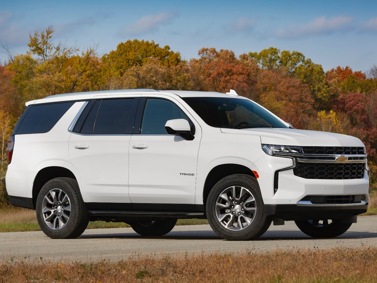 Changes to 2021 Chevrolet Models Highlighted by All-New Suburban and Tahoe SUVs