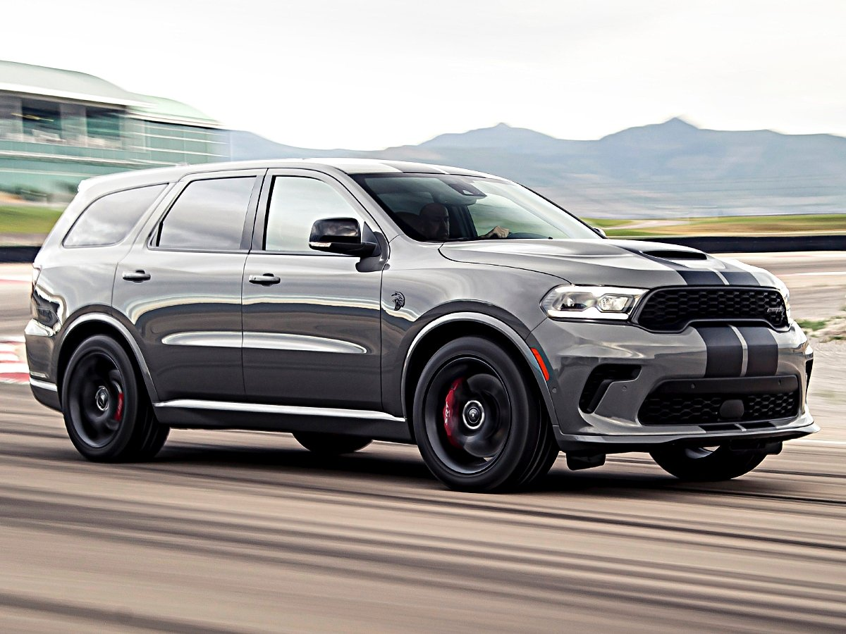 2021 Dodge Durango Preview