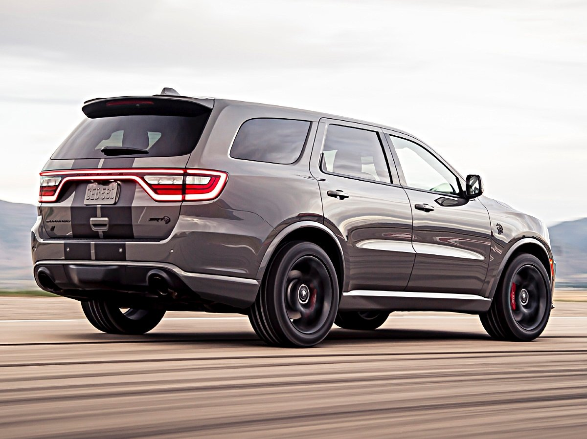 2021 Dodge Durango Preview Nadaguides
