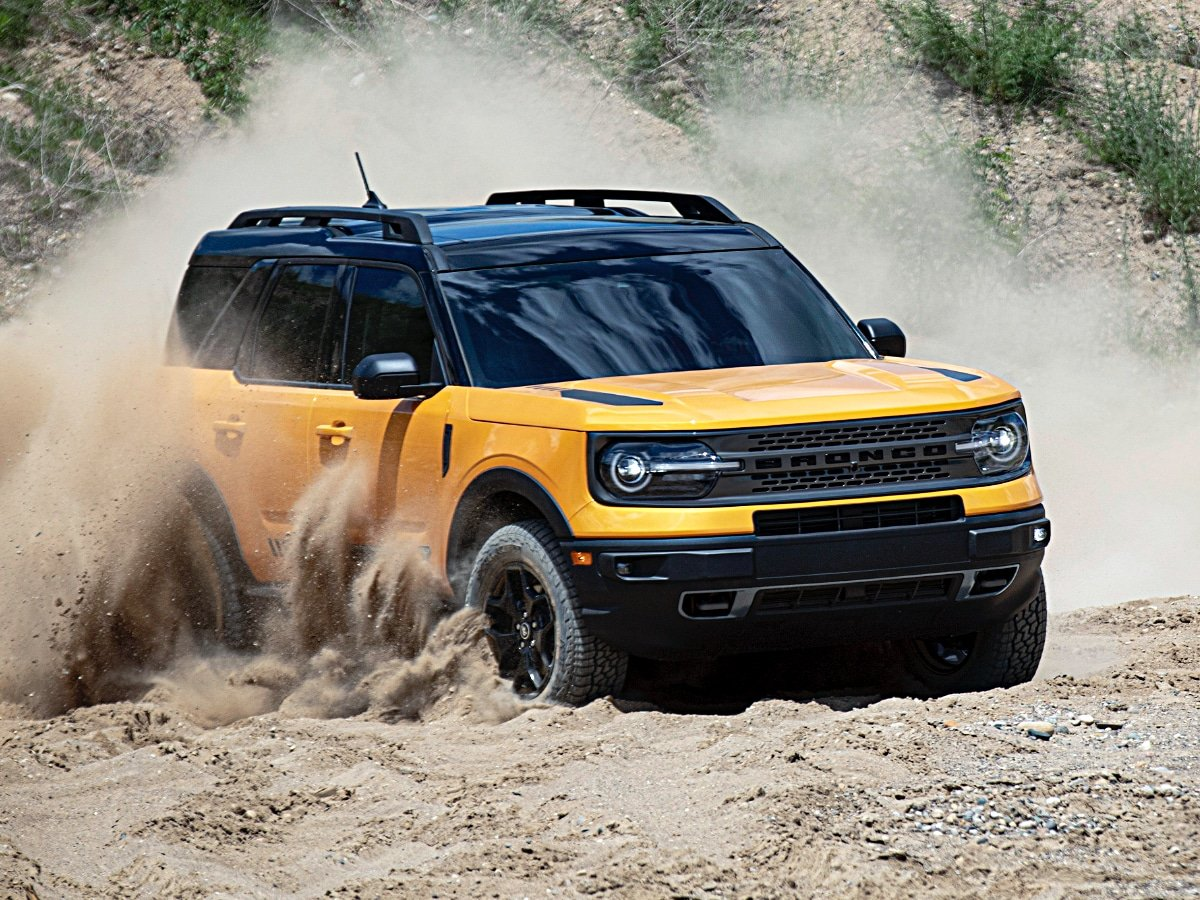 2021 Ford Bronco Sport Preview