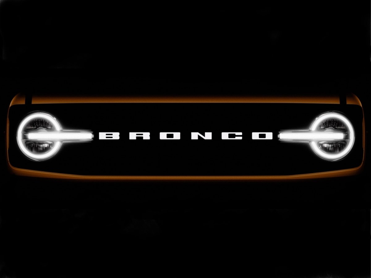 2021 Ford Bronco Preview