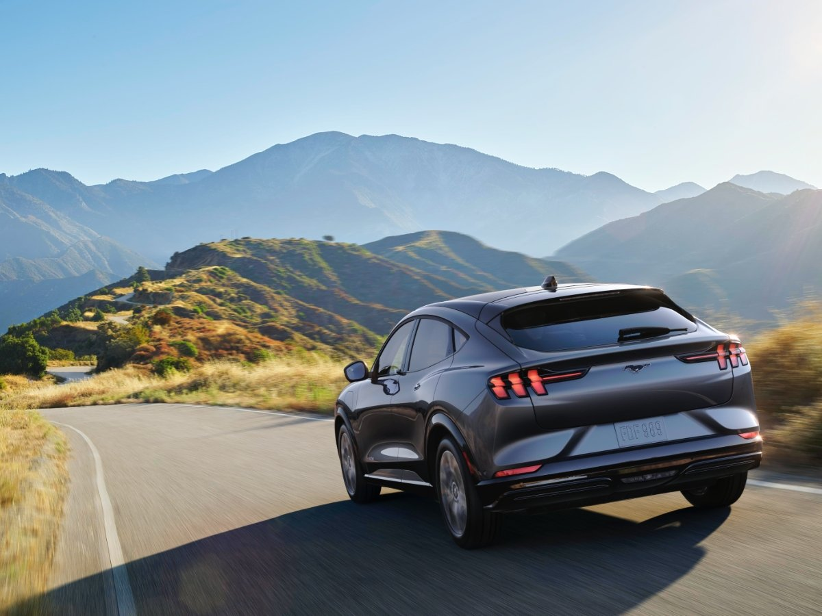 Electrify America Completes First Cross-Country Charging Station Route