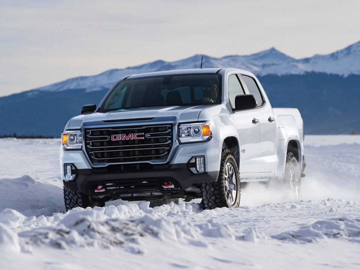 2021 GMC Canyon Review Update