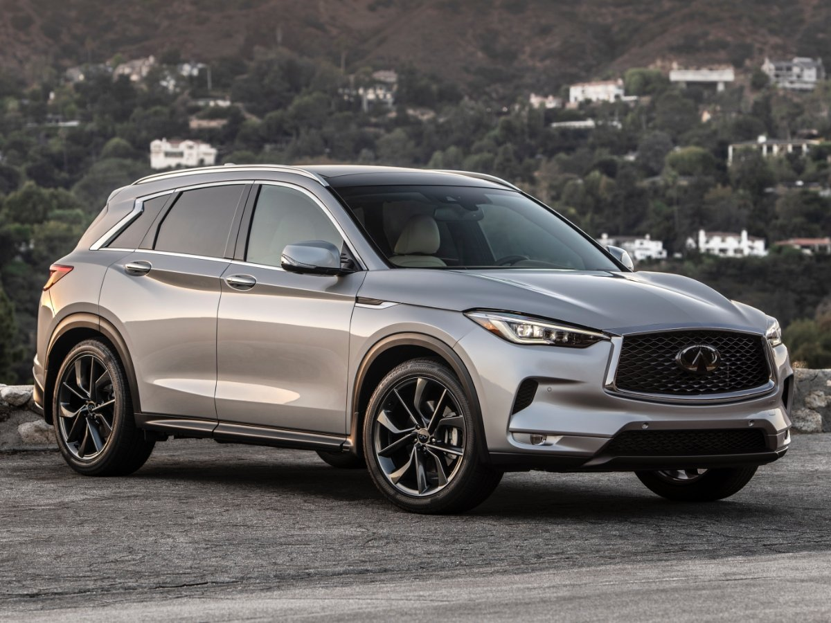 Changes to 2021 Infiniti Models Are Few as the Redesigned QX60 Crossover SUV Gets Delayed
