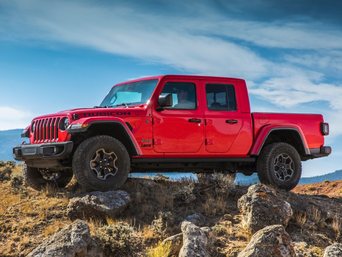 Price and Review 2021 Jeep Gladiator Overall Length