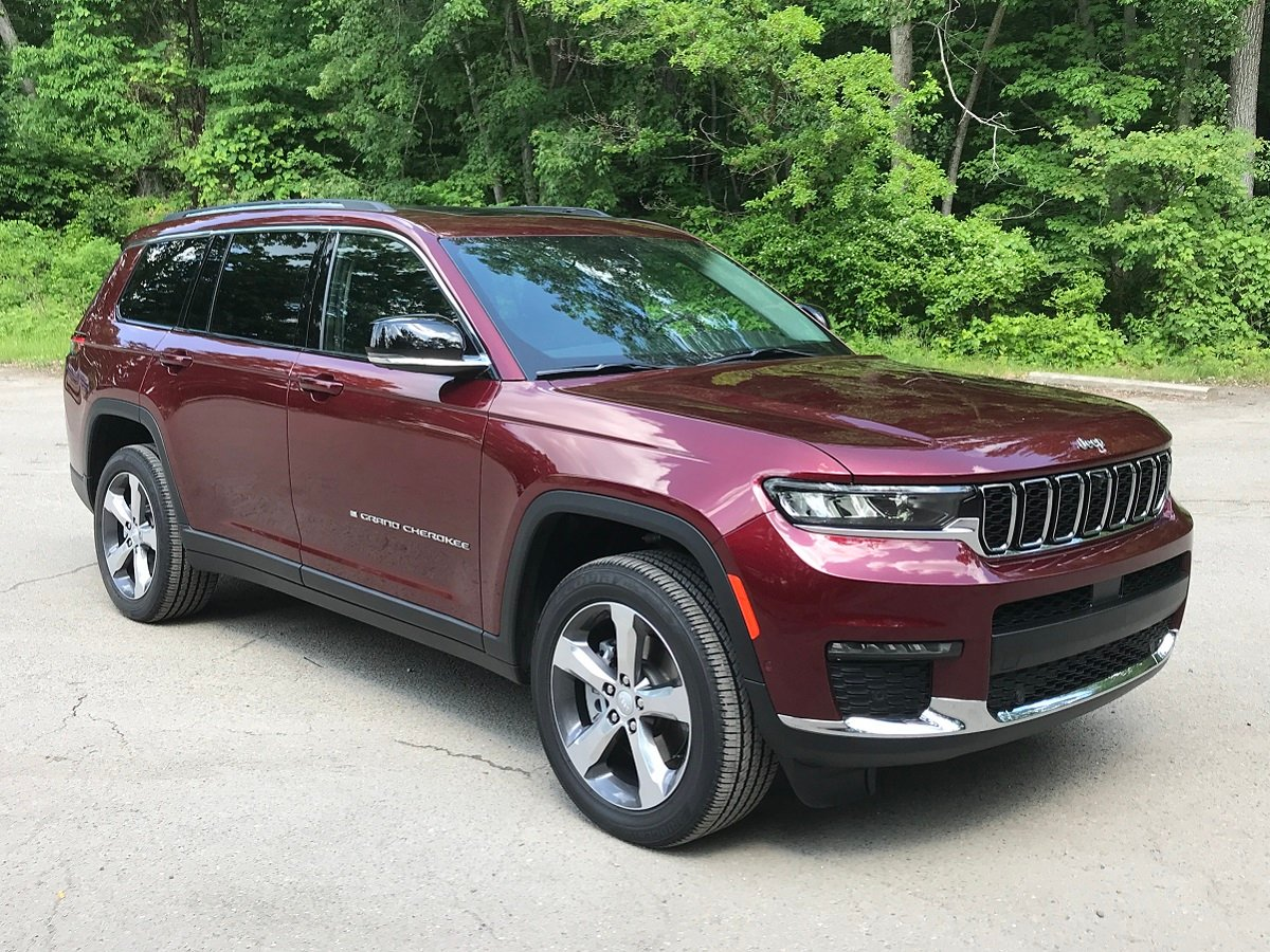 2021 Jeep Grand Cherokee L Review