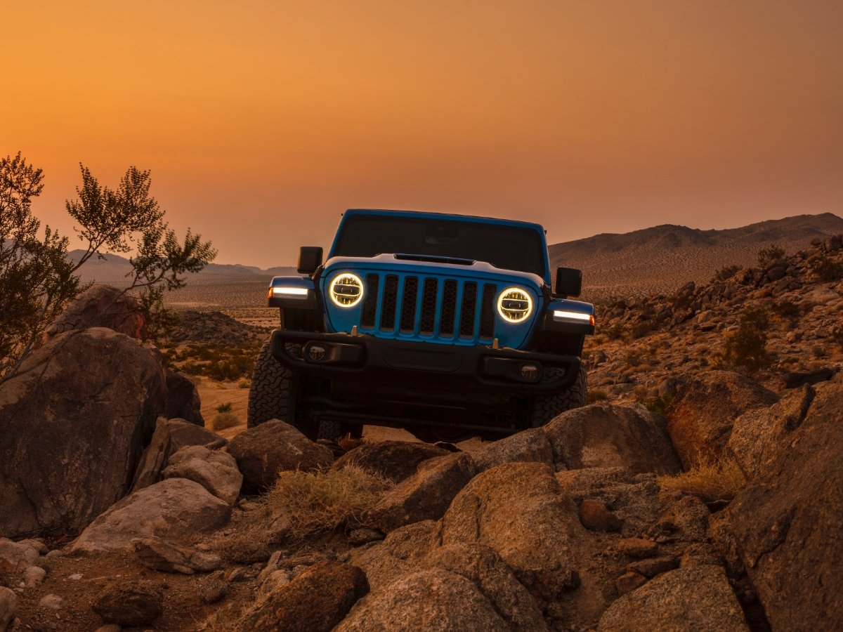 What is Selec-Speed Control in a Jeep?